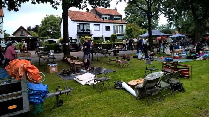 Rommelmarkt Voorthuizen – 5 aug