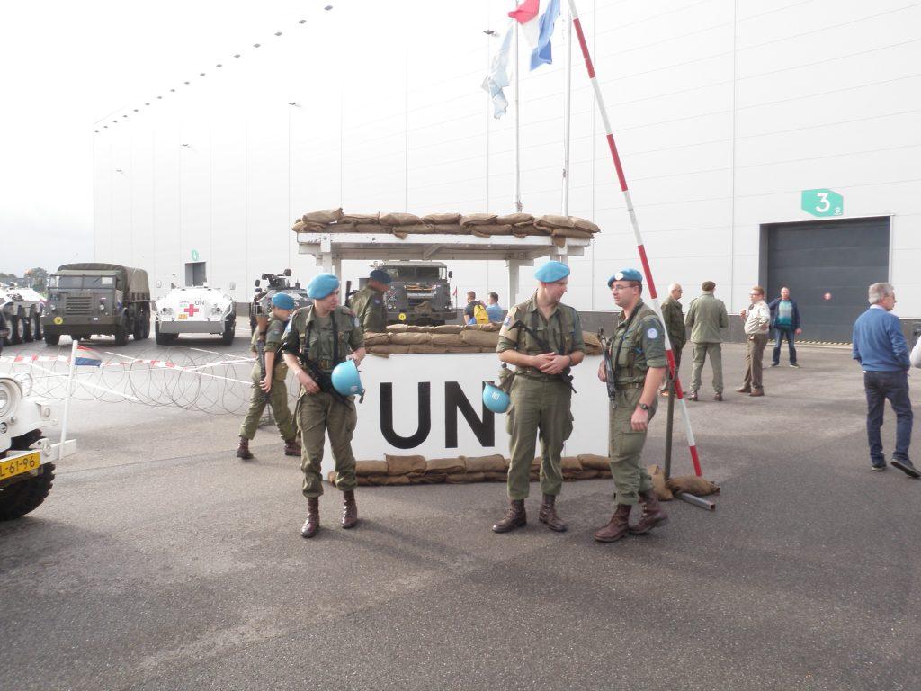 Ondersteuning reünie UNIFIL (27 en) 28 sep 2019 – Breda